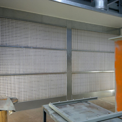 Dry Filter Booths Gallery Image