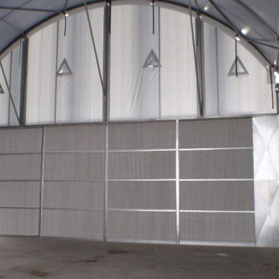 Temporary Spray Booths & Designated Spray Painting Areas